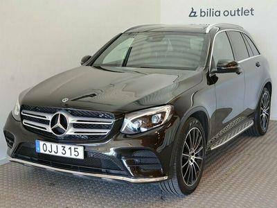 begagnad Mercedes GLC220 d 4MATIC AMG Panorama/Drag/B-kamera
