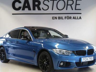 begagnad BMW 435 d xDrive M-sport Nav Drag SE SPEC!!