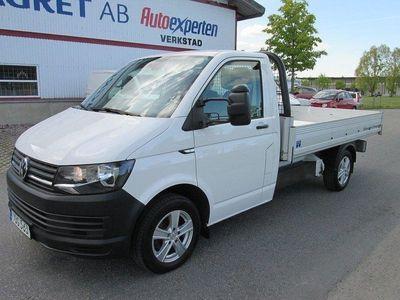 begagnad VW Transporter Pickup 2.0 TDI
