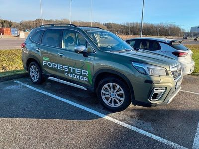 begagnad Subaru Forester 2.0 Active e-boxer 4WD Lineartronic