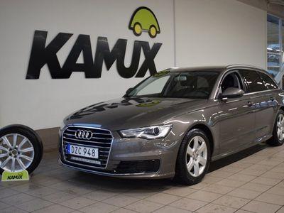 begagnad Audi A6 3.0 TDI V6 | Quattro | D-värm | Drag | S&V | 218hk | Hemleverans