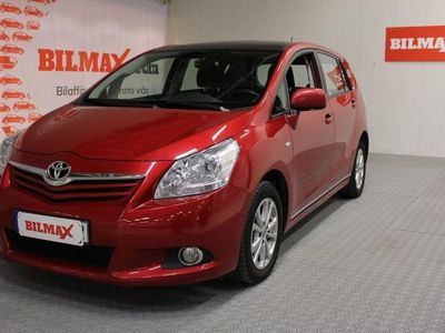 begagnad Toyota Verso 1.8 Multidrive S 7-sits 147hk