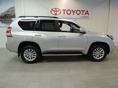 begagnad Toyota Land Cruiser 150 2,8 D AT 4WD BUSINESS