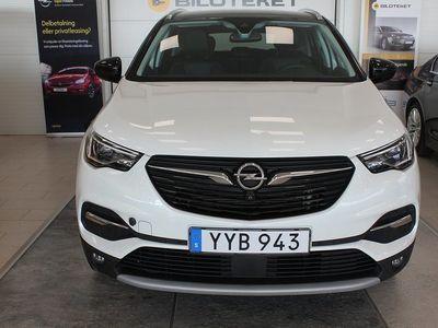 begagnad Opel Grandland X 1.6 TD Dynamic Automat