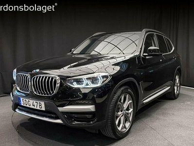 begagnad BMW X3 20d xDrive X-Line Drag 2020, SUV Pris 429 000 kr