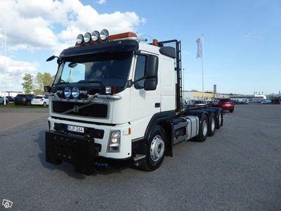 begagnad Volvo 480 FM138x4*4 Lastväxlare Plogutrustad