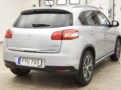 begagnad Peugeot 4008 e-Hdi / PANORAMA / NAVI / 4X4* -17