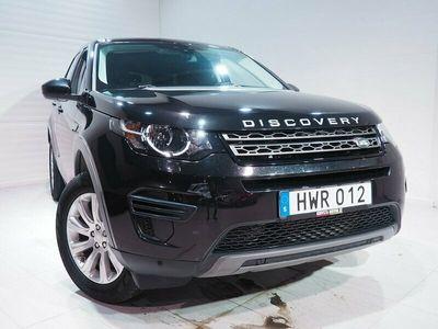 begagnad Land Rover Discovery Sport 2.2 TD4 4WD Aut B-kamera GPS 2015, SUV Pris 219 900 kr