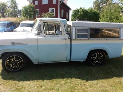 begagnad Ford F100 1959