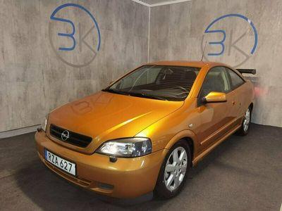 begagnad Opel Astra Coupé / 2.2 / BERTONE / 147HK