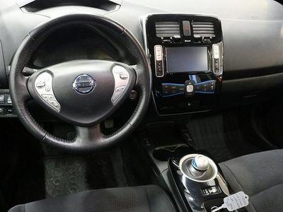 begagnad Nissan Leaf 24kwh Acenta 100% EL -14