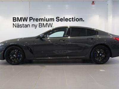 begagnad BMW 840 i xDrive Gran Coupe - Autowåx Bil AB