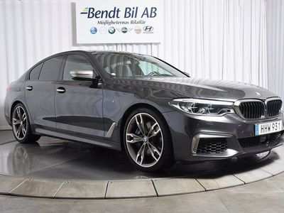 begagnad BMW M550 i xDrive Ultimate Edition