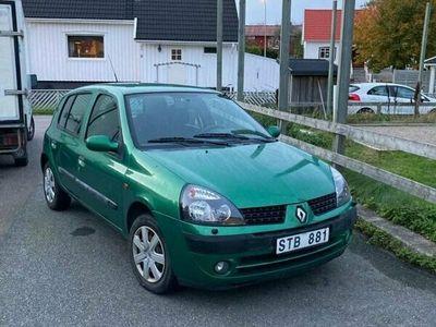 begagnad Renault Clio R.S. 5-dörra Halvkombi 1.2 Expression