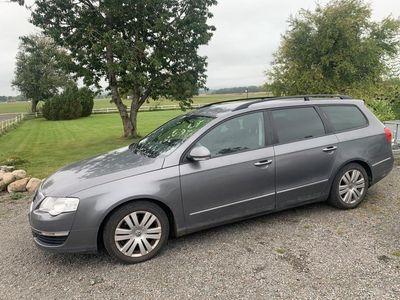 begagnad VW Passat 2.0 Fsi