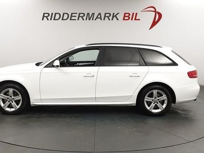 begagnad Audi A4 Avant 2.0TFSI E85 quattro Pano Drag 2012, Personbil 122 900 kr