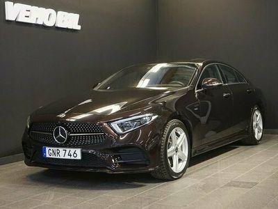 begagnad Mercedes 450 CLS Benz4MATIC 9G-Tronic 2018, Sportkupé Pris 649 000 kr