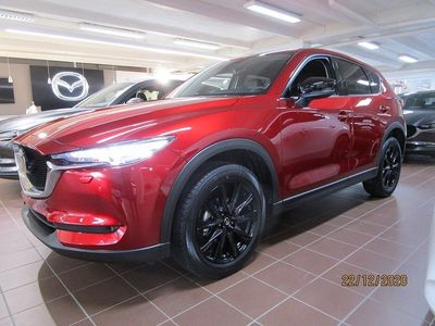 begagnad Mazda CX-5 2.5 Ignite Edition AWD Aut 194hk