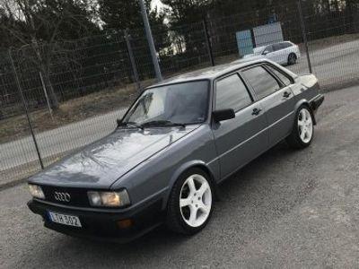 begagnad Audi 80 Quattro -83