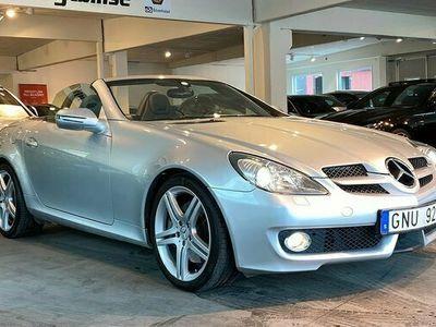 begagnad Mercedes 350 SLK BenzAut Sv-Såld Gps 1 Brukare 2009, Cab Pris 229 900 kr