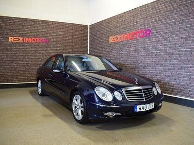begagnad Mercedes E320 CDI 7G-Tronic 224hk Ny Besiktad