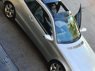 begagnad Mercedes CLC180 Elegance