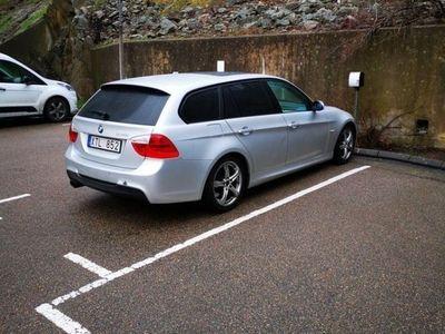 begagnad BMW 330 e91 i