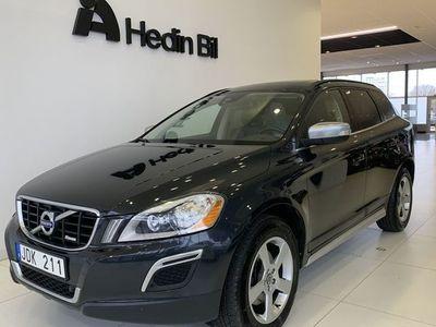 begagnad Volvo XC60 D4 AWD R-DESIGN Momentum // Inkl V-Hjul
