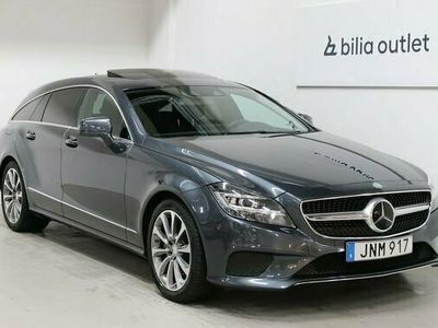 begagnad Mercedes 400 CLS BenzShooting Brake 7G Takl Navi Drag 2015, Sportkupé Pris 379 900 kr