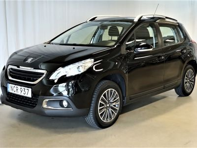 gebraucht Peugeot 2008 Adventure Edition Pure Tech 82