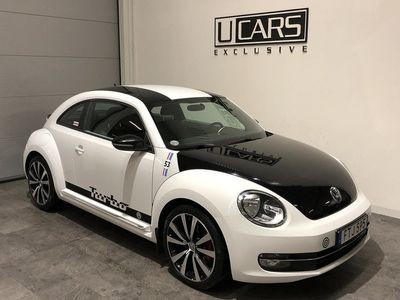 gebraucht VW Beetle The Herbie Turbo Svensksåld 2012, Halvkombi 139 900 kr