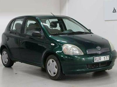 begagnad Toyota Yaris 1.0 5dr 68hk