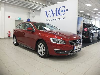 begagnad Volvo V60 T4 Momentum Business Edition