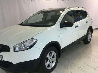 begagnad Nissan Qashqai +2 1.6 117hk S+V-hjul