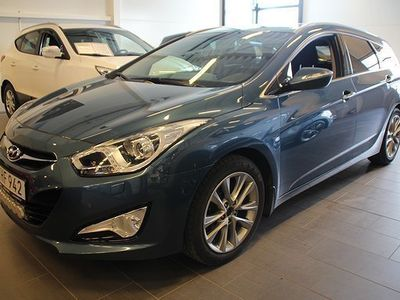 second-hand Hyundai i40 1.7 CRDi 136hk Business Edtion