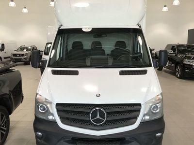 begagnad Mercedes Sprinter 319 CDI Floby skåp