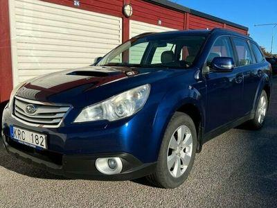 begagnad Subaru Outback 2.0 4WD