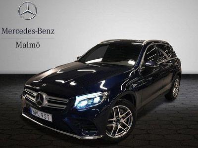 begagnad Mercedes GLC250 D 4-MATIC AMG VÄRMARE
