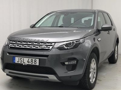 begagnad Land Rover Discovery Sport 2.2 TD4
