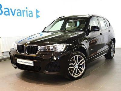 gebraucht BMW X3 xDrive20d xDrive 20d Steptronic M-Sport Navigation Panorama