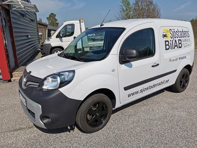 begagnad Renault Kangoo Express 1.5 dCi 90hk *Lågmil*
