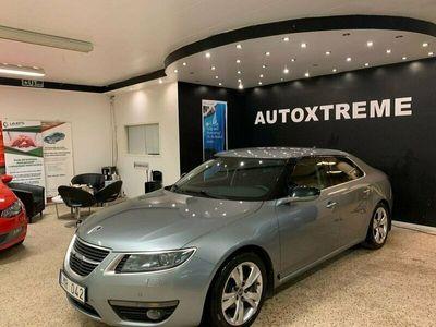 begagnad Saab 9-5 2.0tid ny servad vålvårdad 160hk