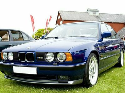 begagnad BMW M5 /540 av intresse även rep objekt.