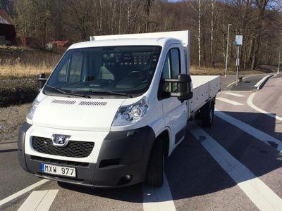 begagnad Peugeot Boxer 2.2 HDI Pickup 2013, Transportbil 105 000 kr