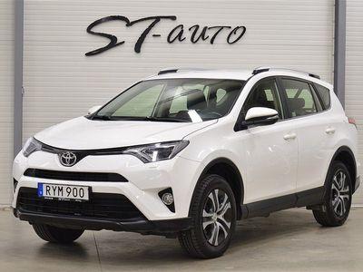 begagnad Toyota RAV4 2.0 VVT-i 4x4 152hk