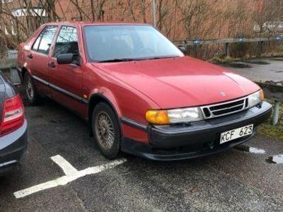 begagnad Saab 9000 -92