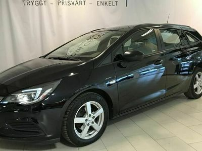 begagnad Opel Astra SPORTS TOURE