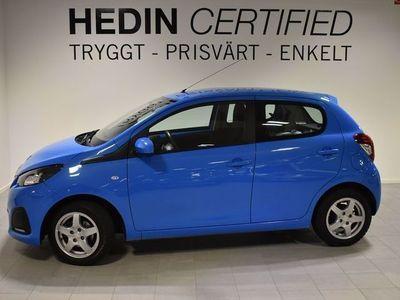 begagnad Peugeot 108 1,0 VTi Active