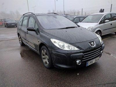 begagnad Peugeot 307 1.6 HDI