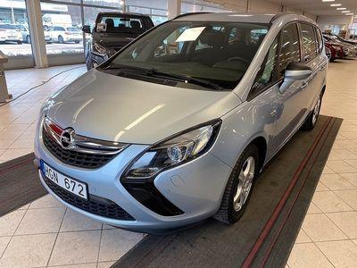 begagnad Opel Zafira Tourer 1.6 CDTI ecoFLEX Euro 6 7-sits 136hk